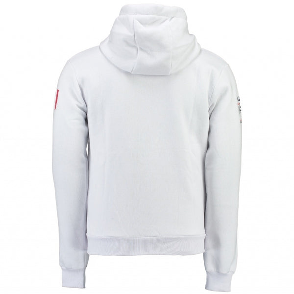 Geographical Norway Geographical Norway Børn Sweatshirt Gubber Sweatshirt White