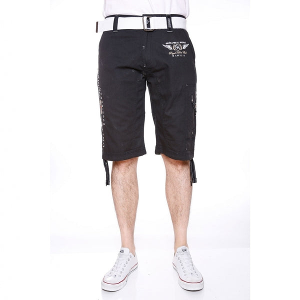 Geographical Norway Geographical Norway Børne Shorts Pastrami Shorts Black