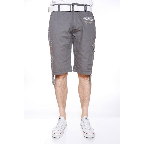 Geographical Norway Geographical Norway Børne Shorts Pastrami Shorts D.Grey