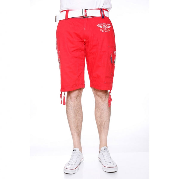 Geographical Norway Geographical Norway Børne Shorts Pastrami Shorts Red
