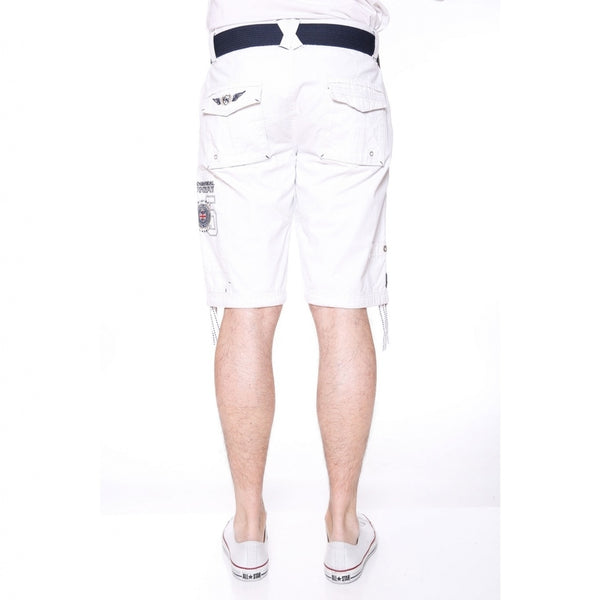 Geographical Norway Geographical Norway Børne Shorts Pastrami Shorts White