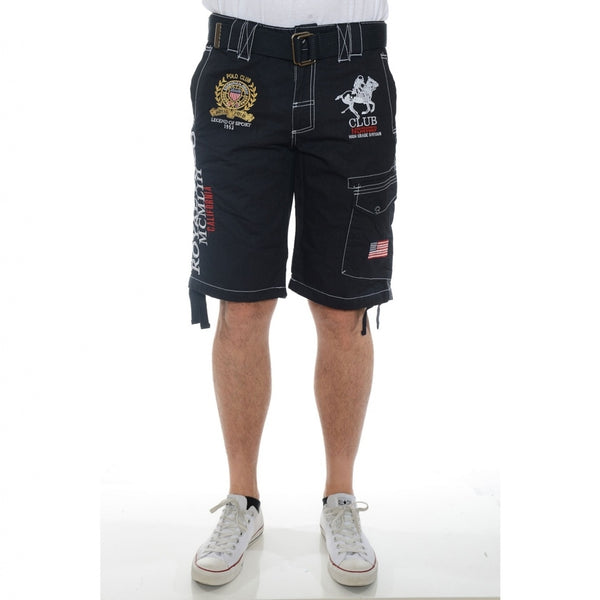 Geographical Norway Geographical Norway Børne Shorts Pringles Shorts Black