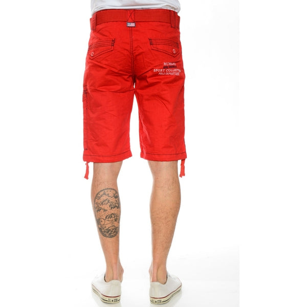 Geographical Norway Geographical Norway Børne Shorts Pringles Shorts Red