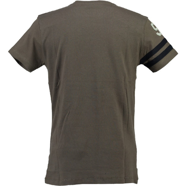 Geographical Norway Geographical Norway Børne Tee Jatelier T-shirt Khaki