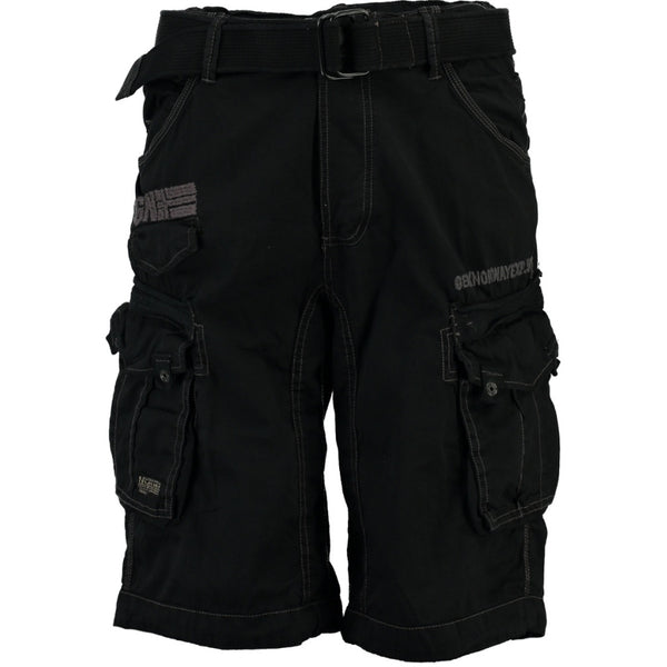 Geographical Norway Geographical Norway Børne shorts Pericolo Shorts Black