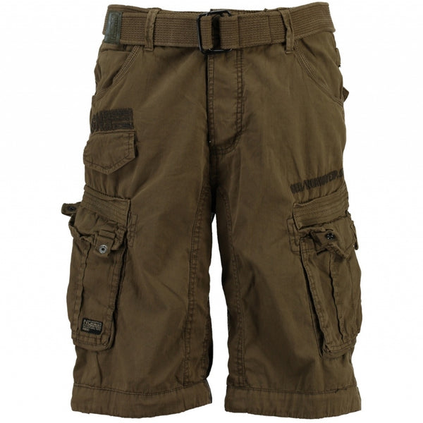 Geographical Norway Geographical Norway Børne shorts Pericolo Shorts Khaki