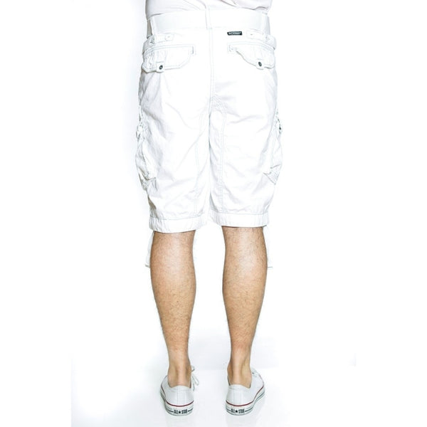 Geographical Norway Geographical Norway Børne shorts Pericolo Shorts White