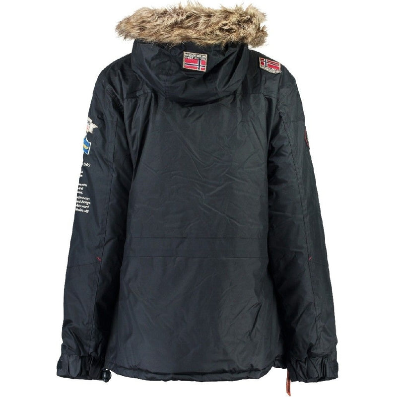Geographical Norway Geographical Norway Dame Anorak Vinterjakke Boomera Winter jacket Navy