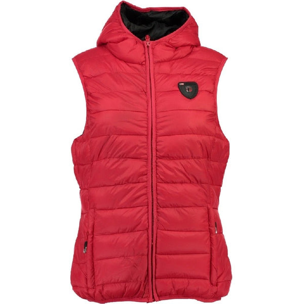 Geographical Norway Geographical Norway Dame Vest Venezia Vest Red