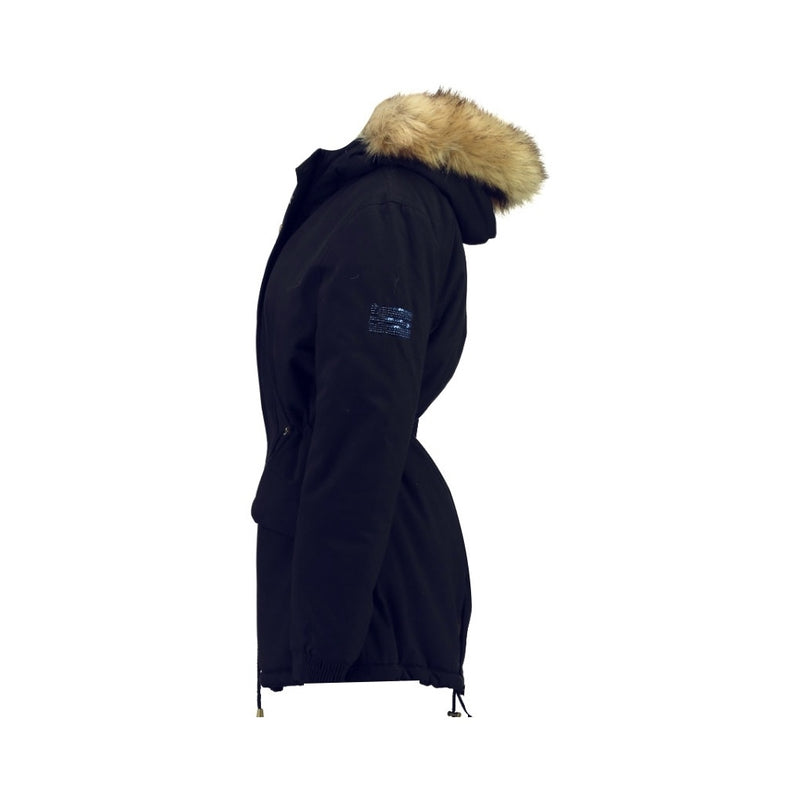 Geographical Norway Geographical Norway Dame Vinterjakke Ampuria Winter jacket Navy