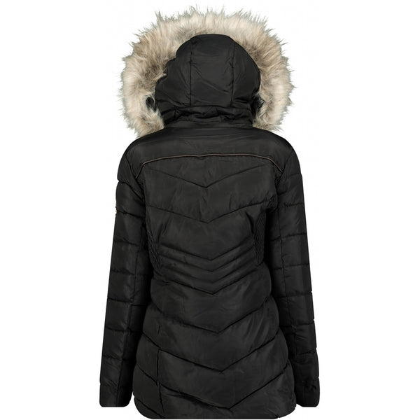 Geographical Norway Geographical Norway Dame Vinterjakke Badonna Winter jacket Black