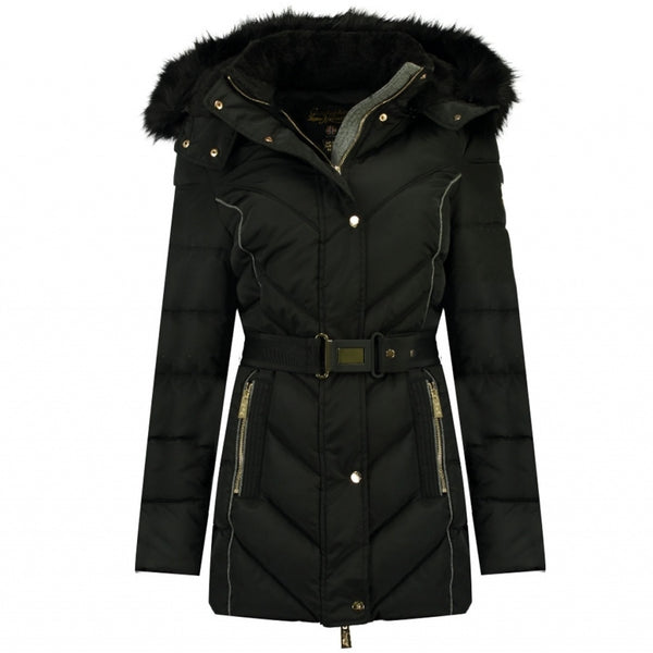 Geographical Norway Geographical Norway Dame Vinterjakke Becky Winter jacket Black