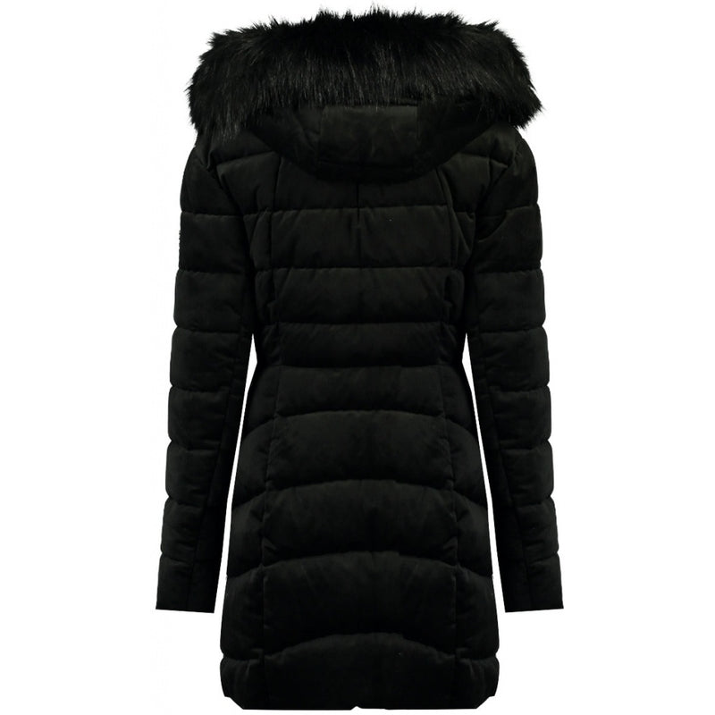 Geographical Norway Geographical Norway Dame Vinterjakke Bilove long Winter jacket Black