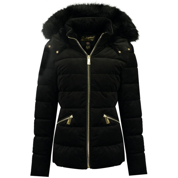 Geographical Norway Geographical Norway Dame Vinterjakke Bilove short Winter jacket Black