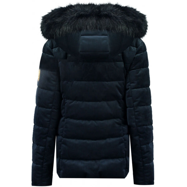 Geographical Norway Geographical Norway Dame Vinterjakke Bilove short Winter jacket Navy