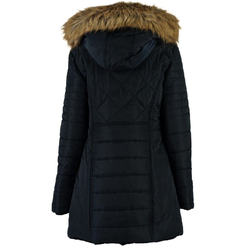 Geographical Norway Geographical Norway Dame Vinterjakke Clementine Winter jacket Navy