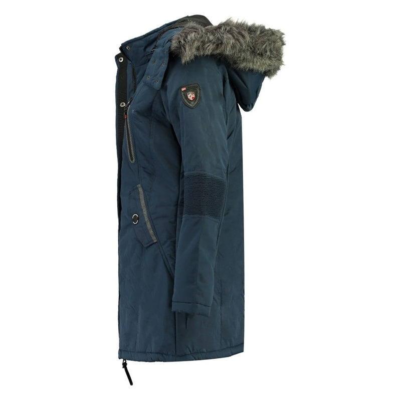 Geographical Norway Geographical Norway Dame Vinterjakke Coraly Winter jacket Navy