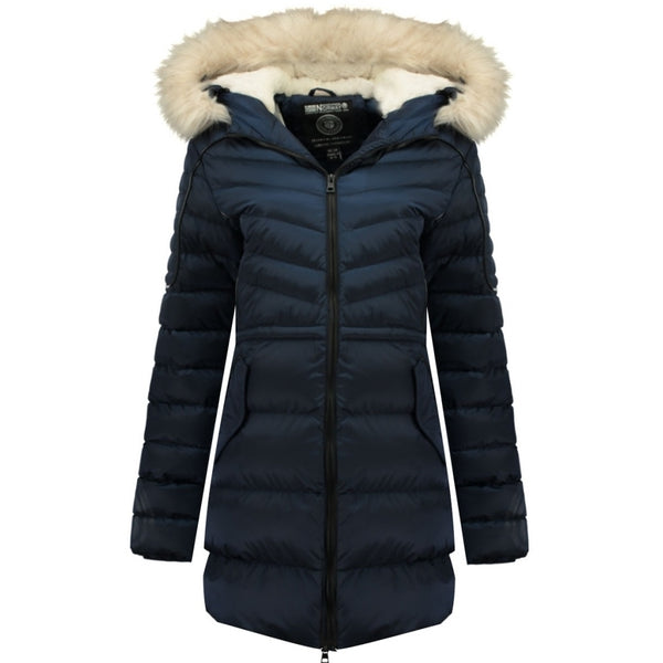 Geographical Norway Geographical Norway Dame Vinterjakke Destinee Winter jacket Navy