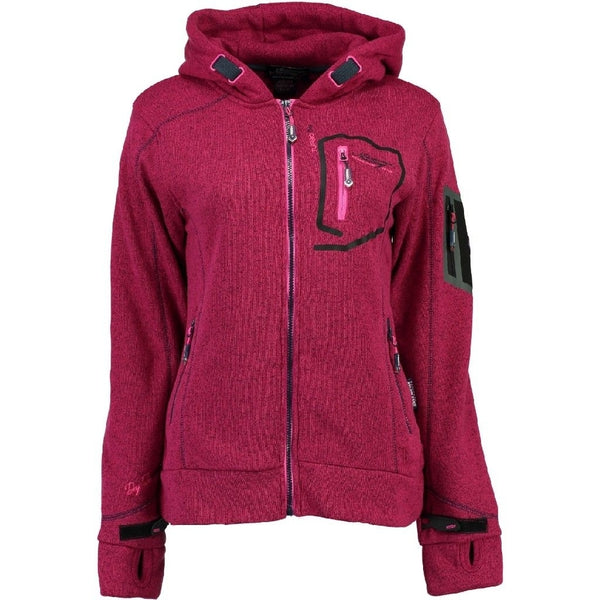 Geographical Norway Geographical Norway Fleece Telectra Fleece Rose