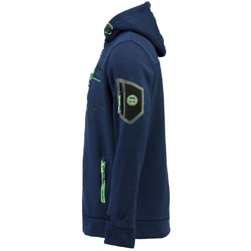 Geographical Norway Geographical Norway Fleece Telescope Fleece Navy