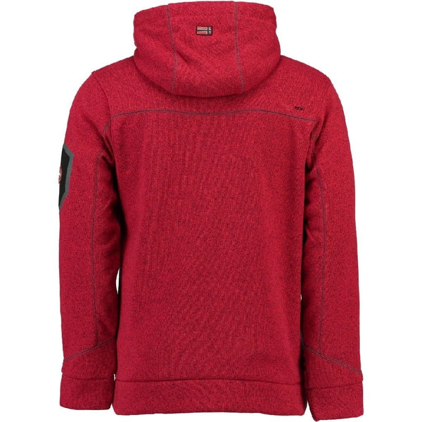 Geographical Norway Geographical Norway Fleece Telescope Fleece Red