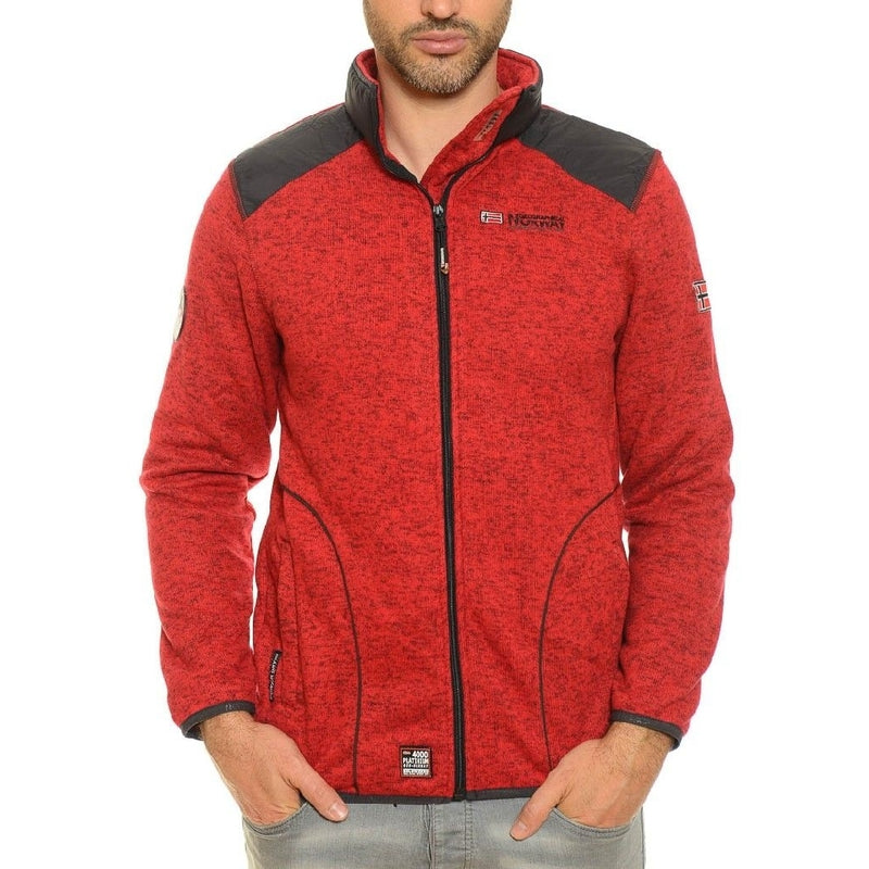 Geographical Norway Geographical Norway Fleece Timon Fleece Red