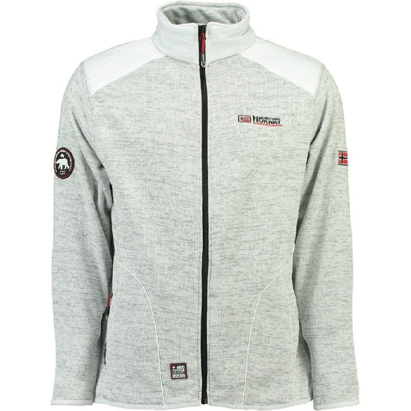 Geographical Norway Geographical Norway Fleece Timon Fleece White
