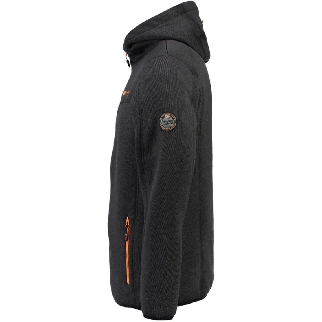 Geographical Norway Geographical Norway Fleece Trombone Fleece D.Grey