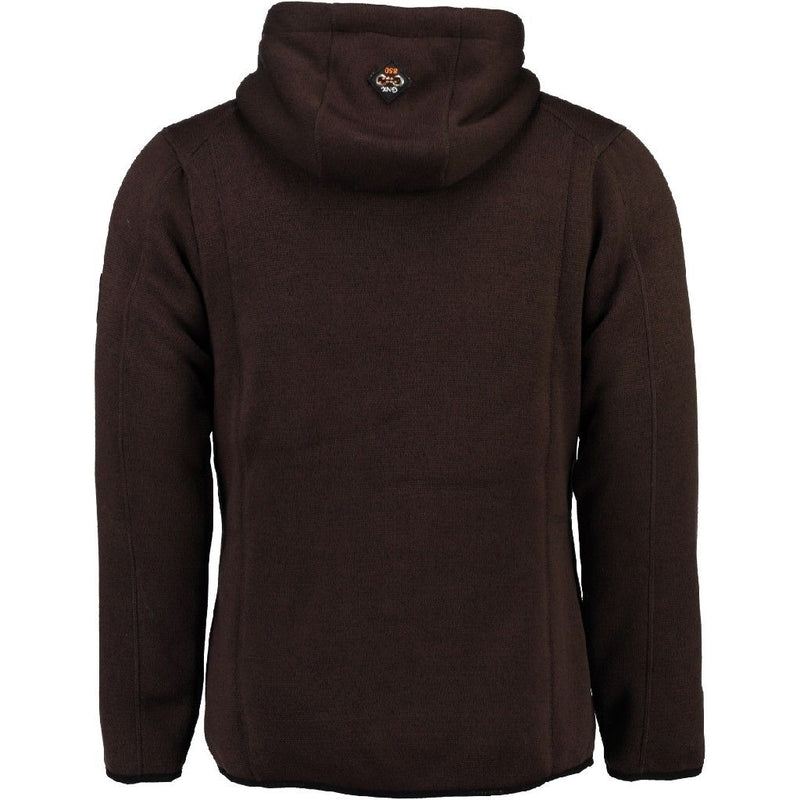 Geographical Norway Geographical Norway Fleece Trombone Fleece D. Brown