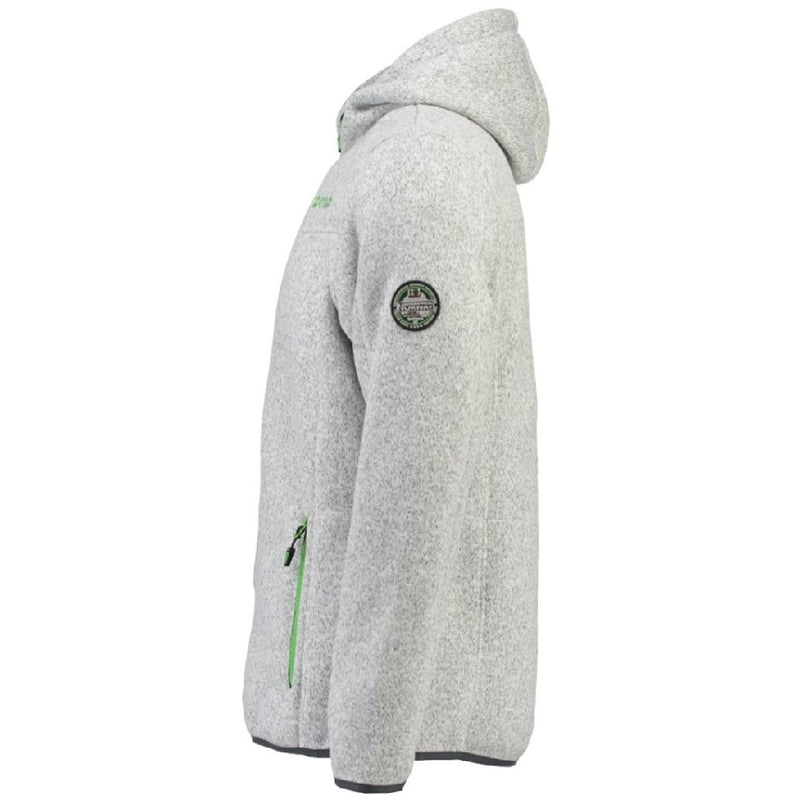 Geographical Norway Geographical Norway Fleece Trombone Fleece Grey