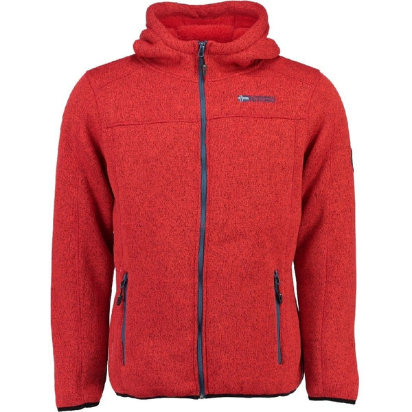 Geographical Norway Geographical Norway Fleece Trombone Fleece Red