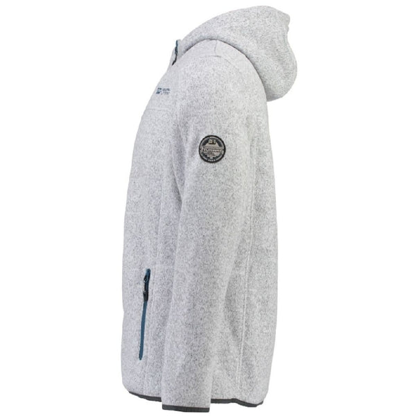 Geographical Norway Geographical Norway Fleece Trombone Fleece White