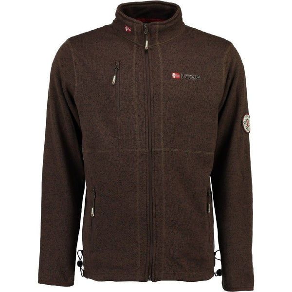 Geographical Norway Geographical Norway Fleece Urcel Fleece D. Brown