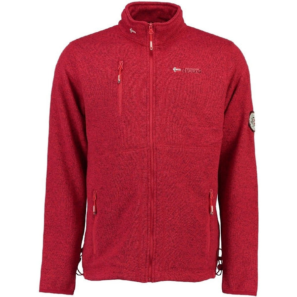 Geographical Norway Geographical Norway Fleece Urcel Fleece Red