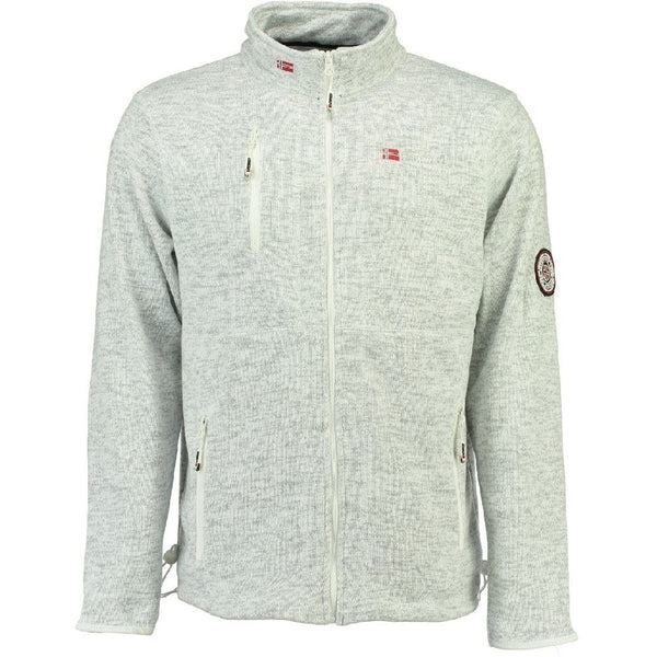 Geographical Norway Geographical Norway Fleece Urcel Fleece White