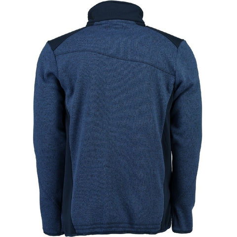 Geographical Norway Herre Fleece Jakke Urval - Blue