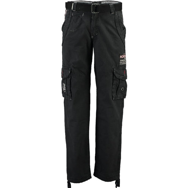 Geographical Norway Geographical Norway Herre Bukser Poudre Pant Black