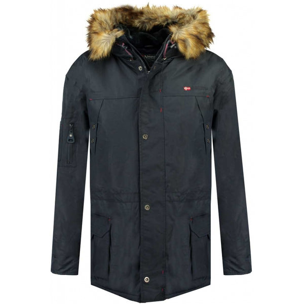 Geographical Norway Geographical Norway Herre Vinterjakke Abiosaure Winter jacket Navy