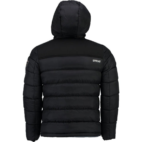 Geographical Norway Herre Vinterjakke Beachwood - Black