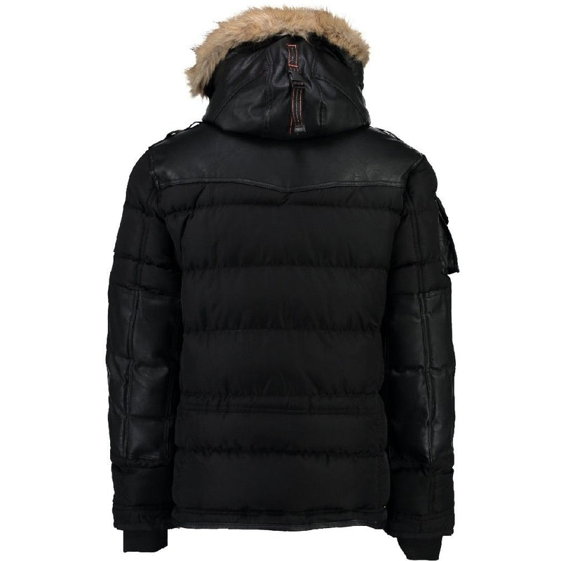 Geographical Norway Geographical Norway Herre Vinterjakke Buckleberry Winter jacket Black