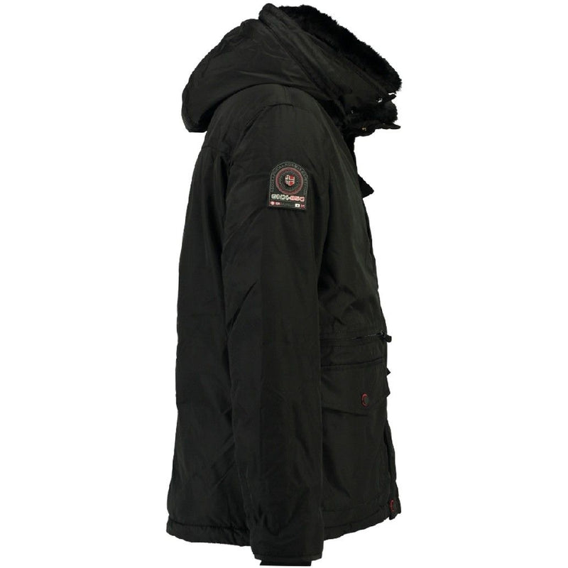 Geographical Norway Geographical Norway Herre Vinterjakke Candidat Winter jacket Black