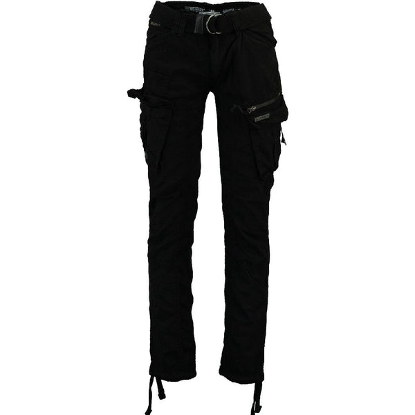 Geographical Norway Geographical Norway Pant Palium Pant Black