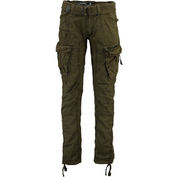 Geographical Norway Geographical Norway Pant Palium Pant Khaki