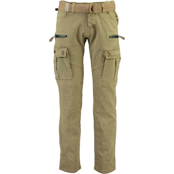 Geographical Norway Geographical Norway Pant Pologne Pant Beige