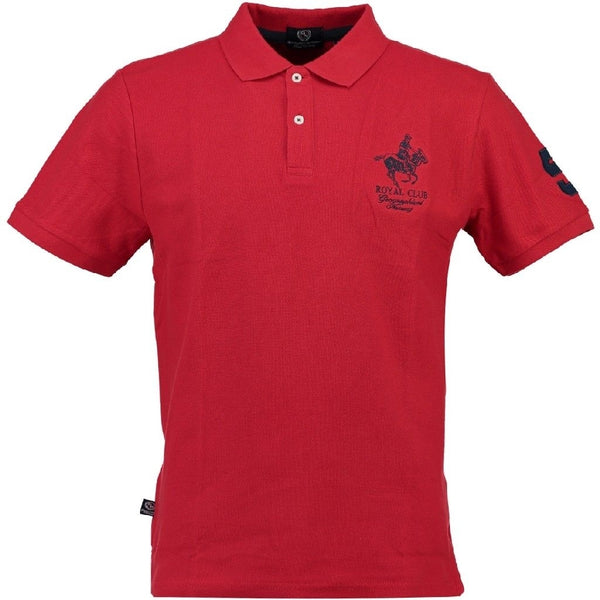 Geographical Norway Geographical Norway Polo Kampai Polo Red