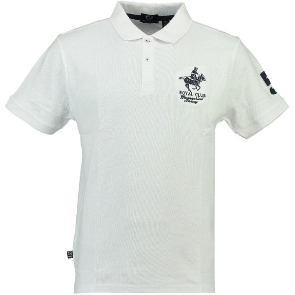 Geographical Norway Geographical Norway Polo Kampai Polo White