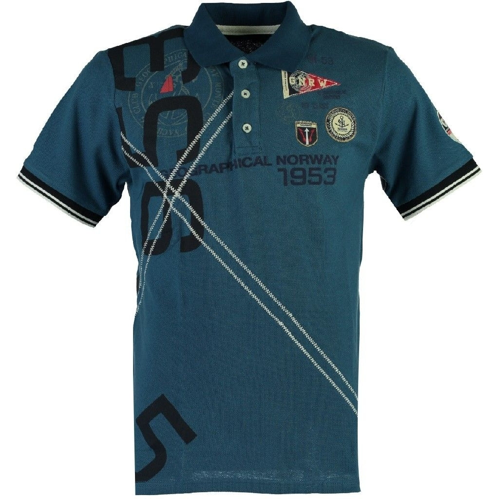 Geographical Norway Polo Killian - Blue