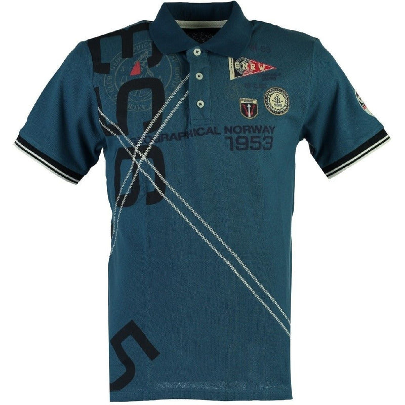 Geographical Norway Geographical Norway Polo Kilian Polo Blue