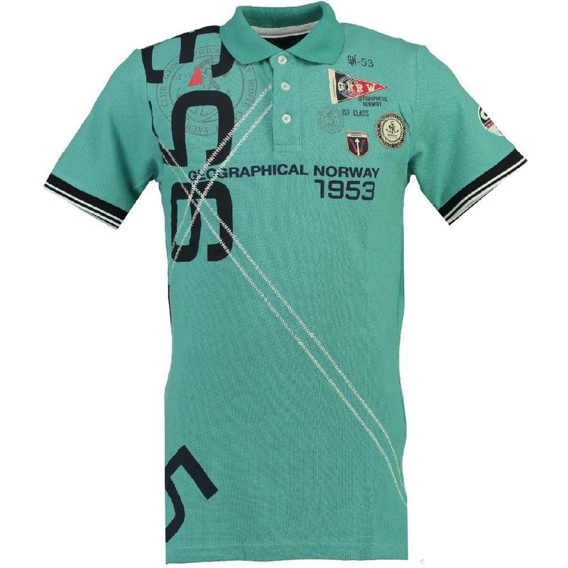 Geographical Norway Geographical Norway Polo Kilian Polo Green