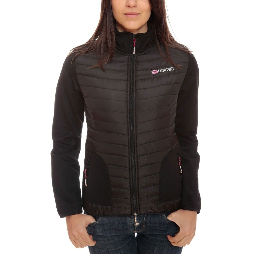 Image of   Geographical Norway Dame Softshell Jakke Tansa - Black - L